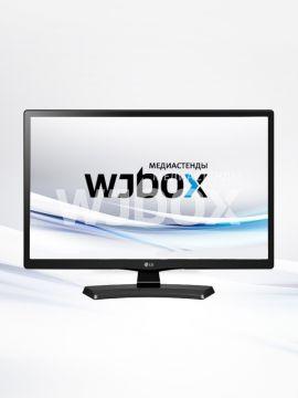 Рекламный телевизор (монитор) LG 22