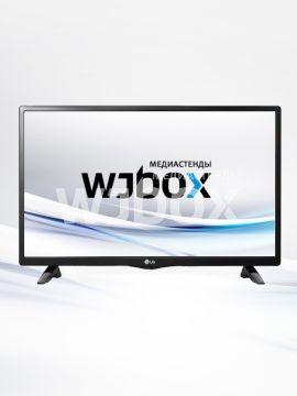 Рекламный телевизор (монитор) LG 24