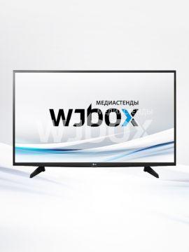 Рекламный телевизор (монитор) LG 49