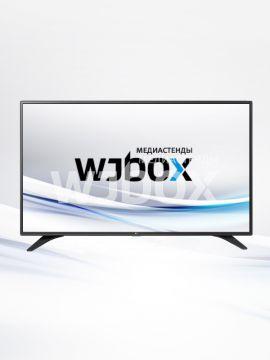 Рекламный телевизор (монитор) LG 55