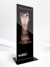 Рекламная видеостойка WJBOX FLASH 65